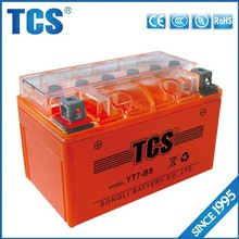Gel motorcycle battery /YT7/ battery 12v 7ah, gel motorcycle battery