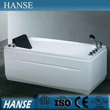 HS-B1669T foshan massage bathtub,florida bathtubs,common acrylic bathtub