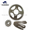 420 chain wheel sprocket kit for CD motorcycle