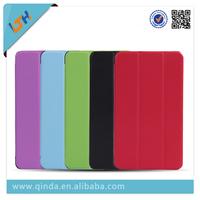 PU Leather lichee Pattern Folio Stand Cover Case For Google Nexus 7 II 2