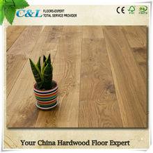 T&G Oak Wide Plank Engineered Floorings