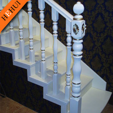 wood stair railing design porch railing wood zy-c42