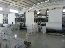 100% virgin PP woven tube fabric