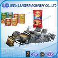 Fabricante de alimentos CE certificação ISO batata máquina de varas
