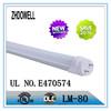 0.6m 9w energy saving chinese sex tube8 led tube light