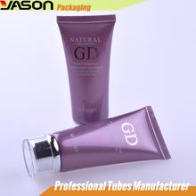 La orden de encargo LDPE y de polietileno de alta densidad tubo de envases cosméticos