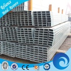 STANDARD SIZE OF RECTANGULAR STEEL TUBE GALS