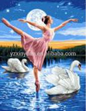 oil painting,Digital oil painting (oil painting by numbers).GX6539-0