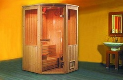 2014 new product portable infrared mini sauna cabin /sauna wooden house with stove