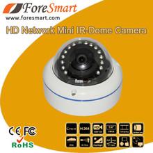 OEM 3.6mm fixed lens 1.3 MP HD Network Mini IR Dome Camara IP