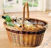Fashion Eco-friendly Wicker Fruit Basket