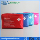 New Product DIN13164 Germany CE FDA approved wholesale oem promotional travel army first aid bag