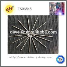 De china de facotry fuente de alimentación materia prima barra de tungsteno