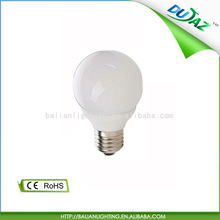5w ceramic e27 led bulb manufacturing plant