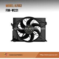 13V DC 600W For Mercedes W221 Electric motor radiator fan
