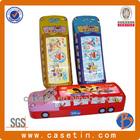 mickey mouse rectangular pencil case/pencil tin box