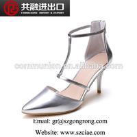 2014 high heel shoe lady fancy high heel elegant sandals wholesale Mary Jane for women high heels