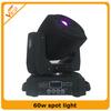 2014 Newest !!! Mini Dj Lights cheap 60w Led Moving Head Spot dj lighting