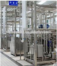 Semi automatic milk/yogurt/juice pasteurization machine