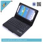 """Alibaba express Business style Bluetooth 7"""" tablet keyboard case for samsung galaxy tab 3 3200"""