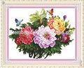 flor pontocruz bordado