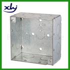 UL list fireproof indoor customized square tin box