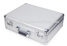 Aluminium suitcase with pouch, Superior Quality Tool Box Brief case ,newest Multi aluminum tool case for tools
