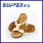 Flipper Slipper, Slipper Sandal, Cork Slipper