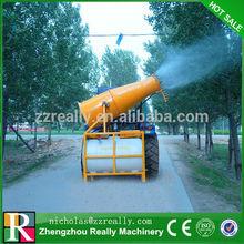 Agricultural pest control high pressure water spray machine
