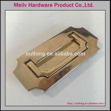 2016 USA canada Euro zinc hardware furntiure cabinet golden chrome USA pulls