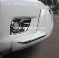 prodotto caldo nuovo per il 2014 fj200 labbro anteriore decorazione trim utilizzato hiace bus toyota