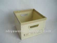 PP decorative children storage box