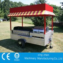 hot dog carts food cart