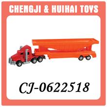Miniature toy 1/72 scale die cast truck model