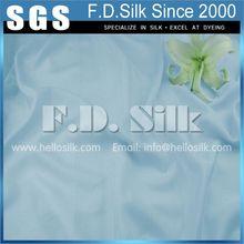 "12MM Silk Crepe De Chine Width 45"" Sky Blue No.17 Color"