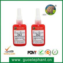 262 pipe thread anaerobic adhesive glue 50ml/250ml