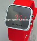 Silicone LED watch , men wrist watch