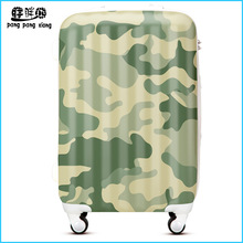 2014 new fashio design suitcase type boys girls ABS luggage travel bags hard suitcase