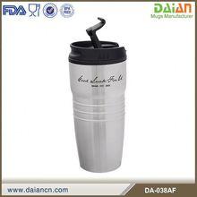 Small MOQ solid color thin souvenir coffee mug