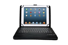 "10.1"" Tablet PC Case Cover W/ Removable Wireless Bluetooth Keyboard For Dell Latitude 10"