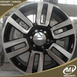 20x8.5 Inches Landcruiser Car Aluminum Alloy Wheel Rim