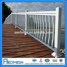 Fixable & Anti-rust Aluminum Porch Railing /Bridge Guardrail/Road Railing