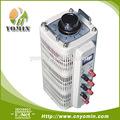 Triphasé régulateur de tension de contact/variac/transformateur variable