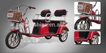 2014 unique design electric tricycle