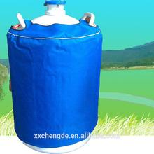 35 Liter small capacity liquid nitrogen tanks for semen