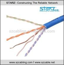Cat5e UTP Network Cable 24AWG 0.50mm BC PVC/LSZH Jacket
