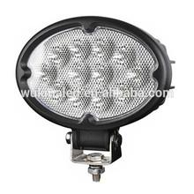 Cheap 4x4 atv accessories auto parts 36 watts led work light, led driving lights 36w, 24v led work light