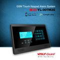 nuevo 2014 wireless home sistema de alarma con control de app