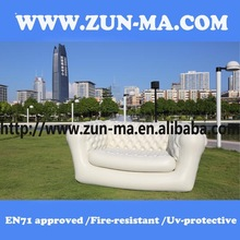 New design high quality top sale cheap inflatable outdoor sofa for sale