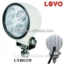2014 new product 12w led work light 12v led work light led off road trailer parts